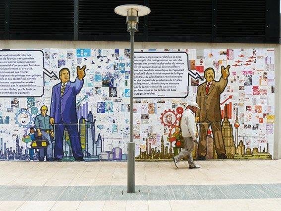 Performance et vidéo dans Street Art P1050307